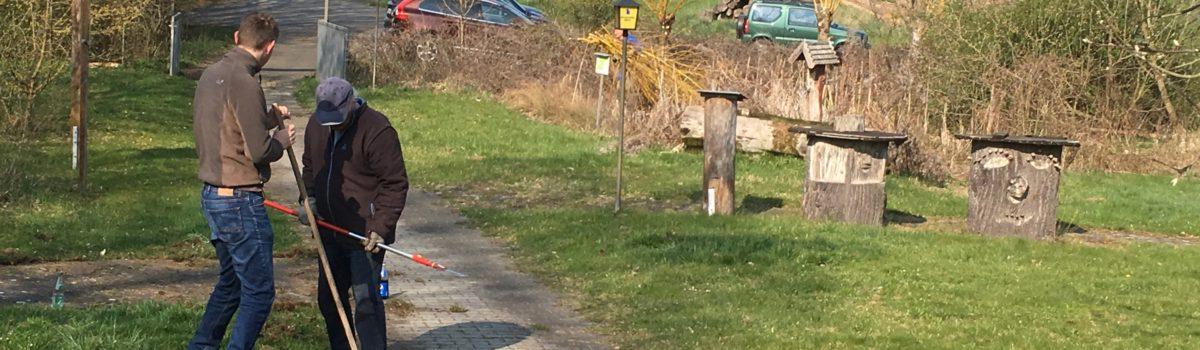 Imkerverein 2019 – Frühjahrsputz