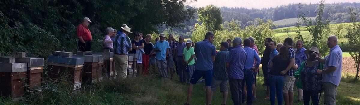 Imkerverein 2019 – Ausflug zum Bienenhof Pausch