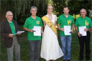 Bayerischer Imkertag 2012 in Weiden
